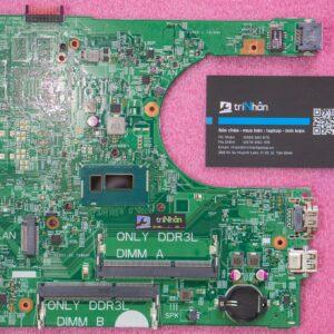 Main Dell 3458 3558 5558 hiện có tại TriNhanLaptop.vn Mã main: IRIS HSW/BDW 14216-1 1XVKN