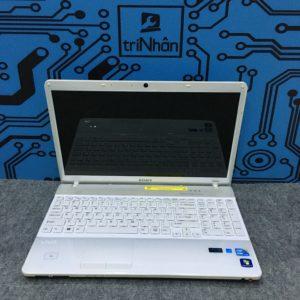 Laptop sony vaio EB màu trắng tại Trí Nhân